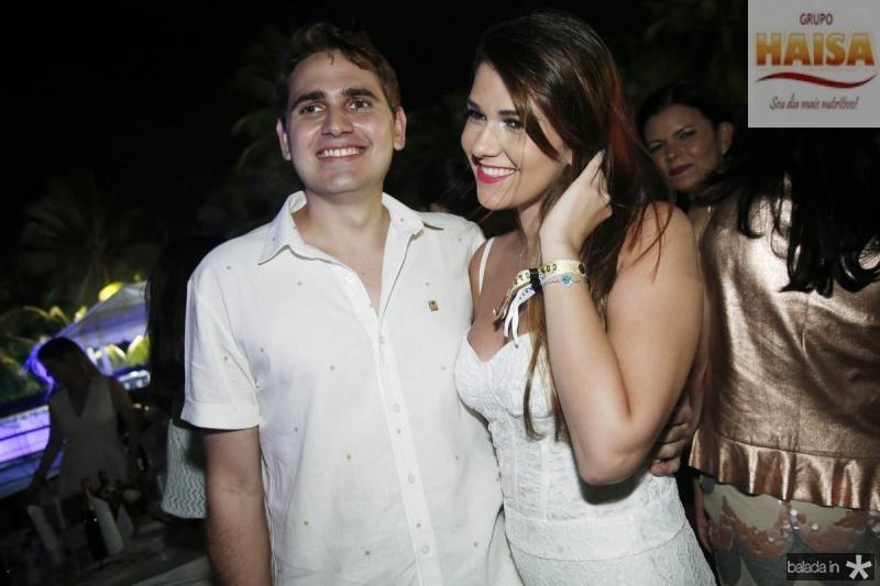 Dirceu Pinheiro e Mariana Barros 1