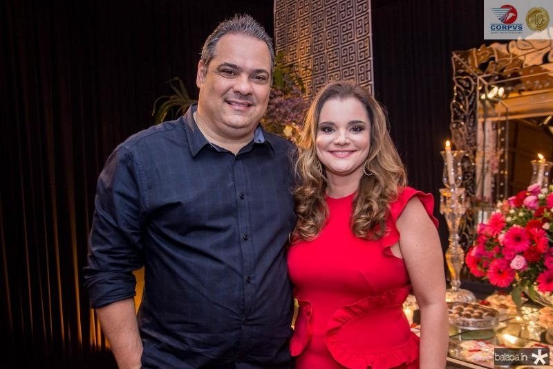 Raul e Lea Fontenele