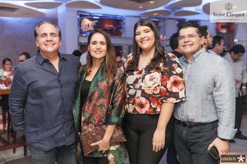 Ricardo e Manoela Bacelar, Beatriz e Valdetario Monteiro