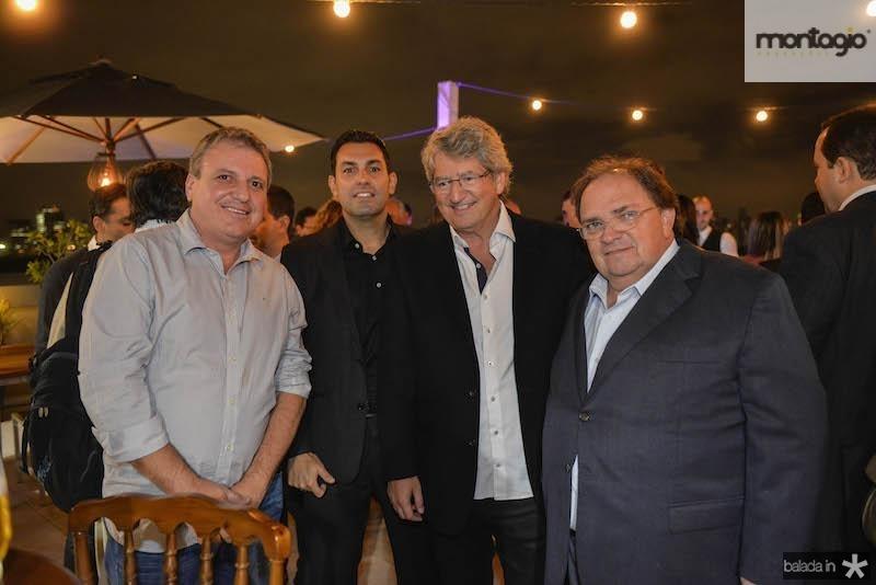 Paulo Borsato, Nilson, Jose? Paulo Emsenhuber e Manoel Macedo