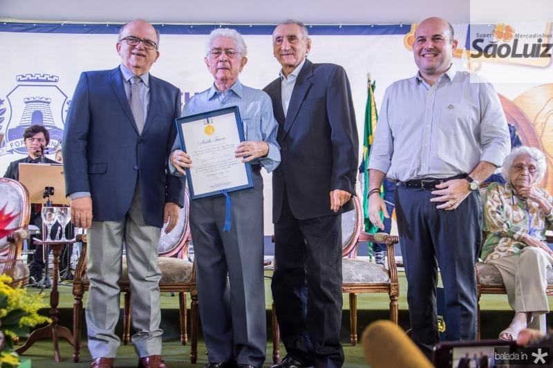 Fernando Ximenes, Jose Liberal de Castro, Vicente Fialho e Roberto Claudio