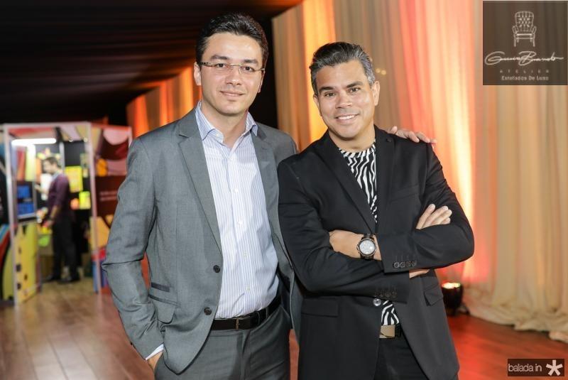 Fernando Helio e Wladson Sidney