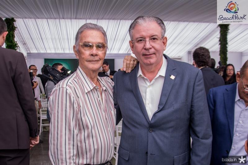 Joao Osvaldo Studart e Ricardo Cavalcante
