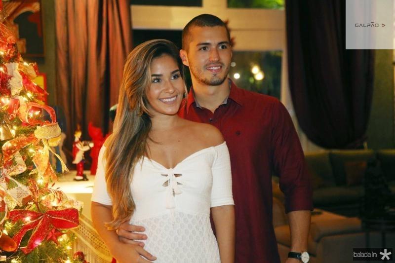 Lais e Haroldo Moraes