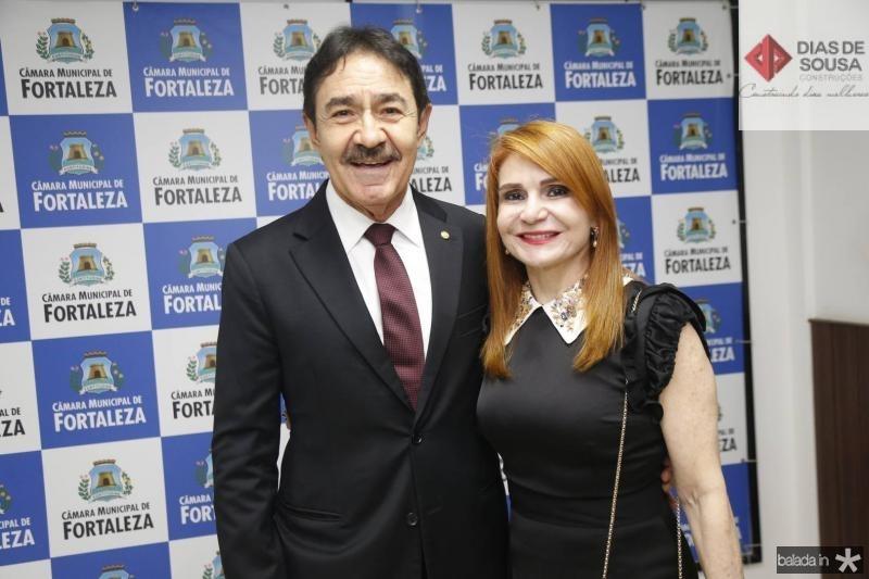 Raimundo e Veronica Gomes de Matos