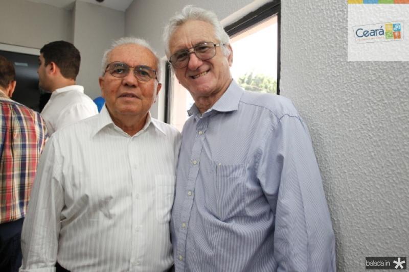 Adolfo Marinho e Orlando Faco