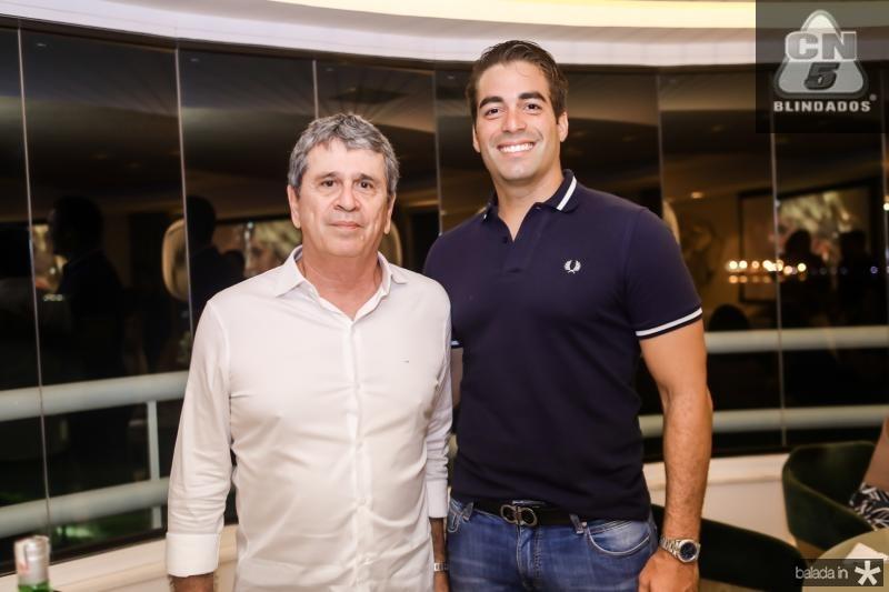 Marcio Tavora e Leonardo Vidal