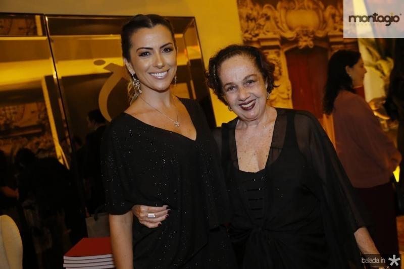 Nara Oliveira e Tania Leitao