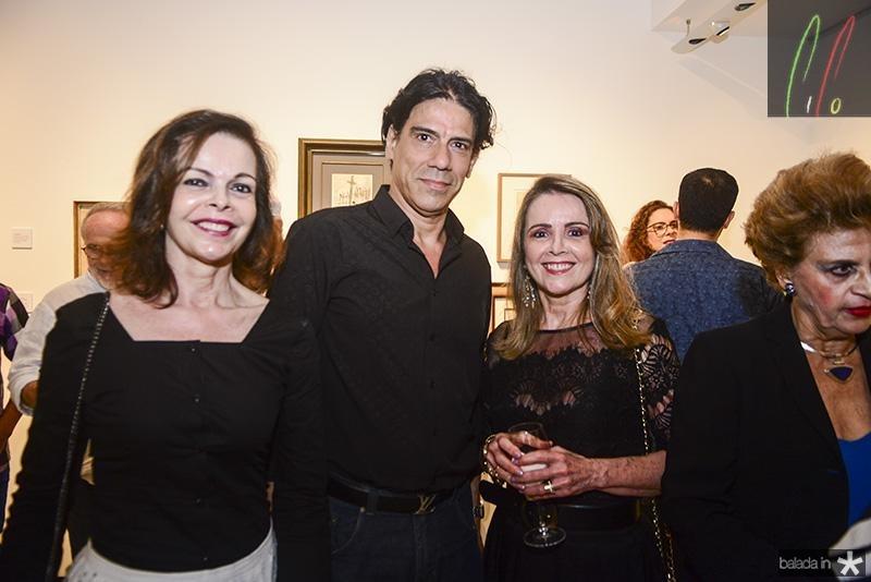 Glaucia Andrade, Wilson Loureiro, Valeria Andrade