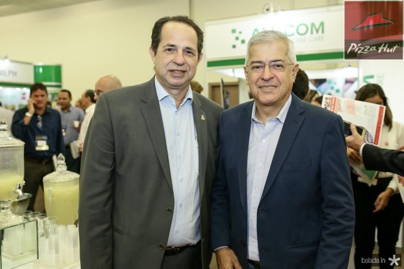 João Hilton e Paulo Cesar Norões