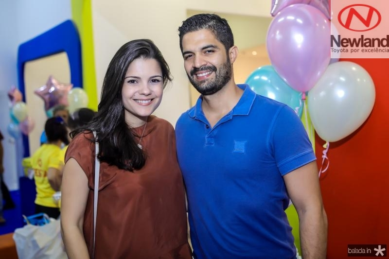 Priscila e Bruno Becco