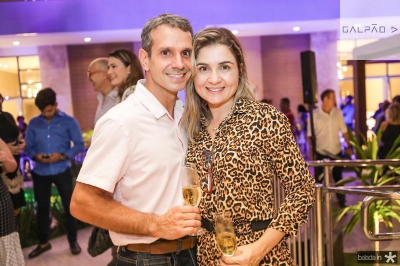 Joao Paulo e Nelie Marinho