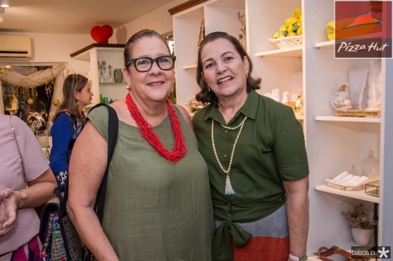 Ana Cristina Martan e Fatima Parente