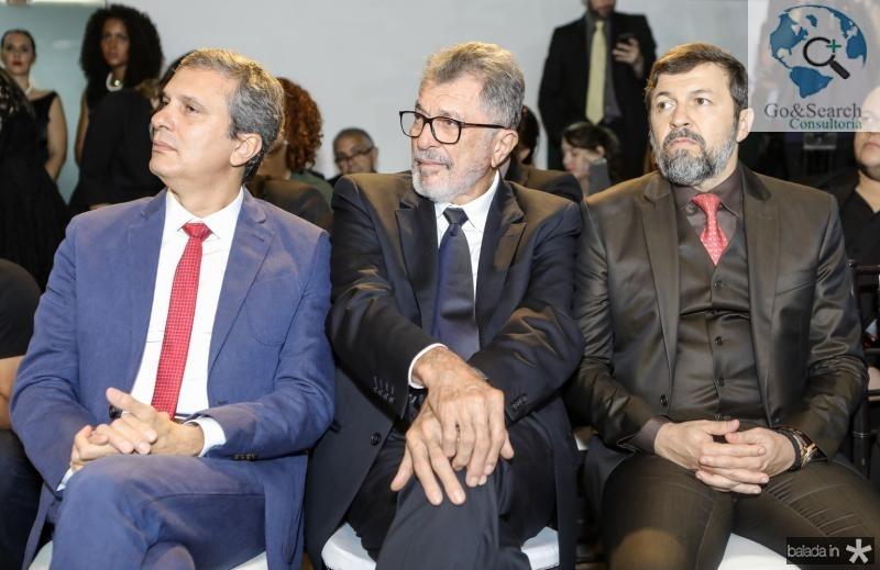 Tiago e Eudoro Santana, Elcio Batista
