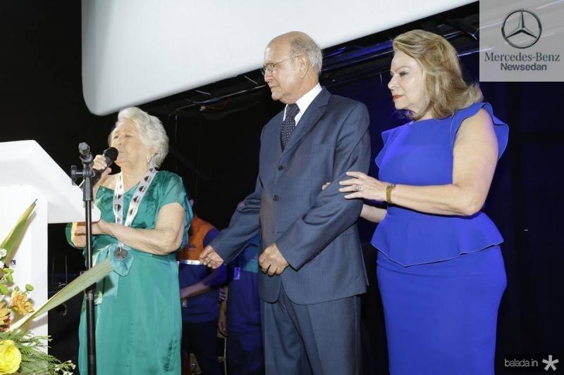 Daulia Bringel, Joao Soares e Iracema do Vale