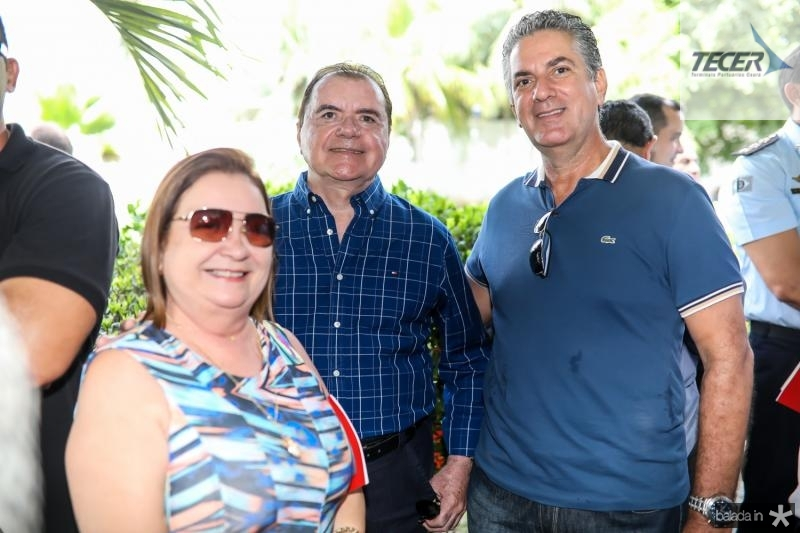 Mana Luna, Oscar Nogueira e Ricardo Sales