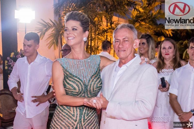 Ana Cristina Wolf e Josias Martins
