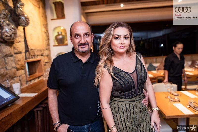 Rondom Silva e Aldy Cavalcante