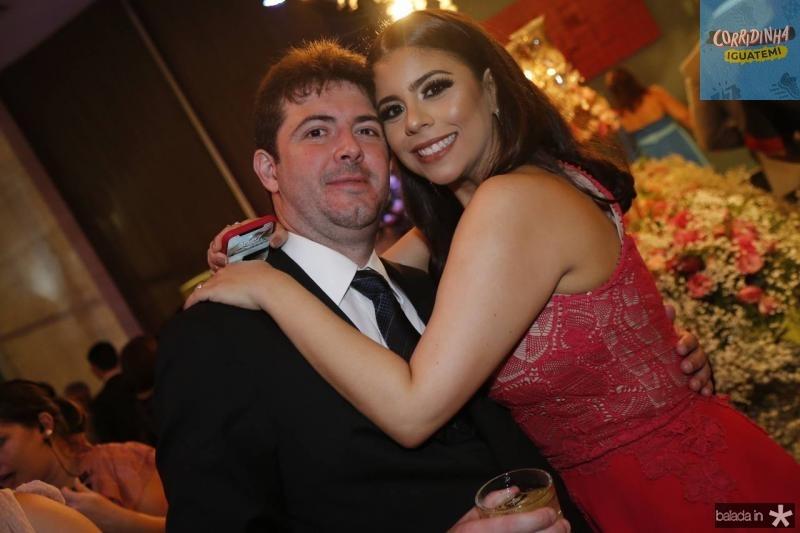 Eduardo e Gabrielle Brandao