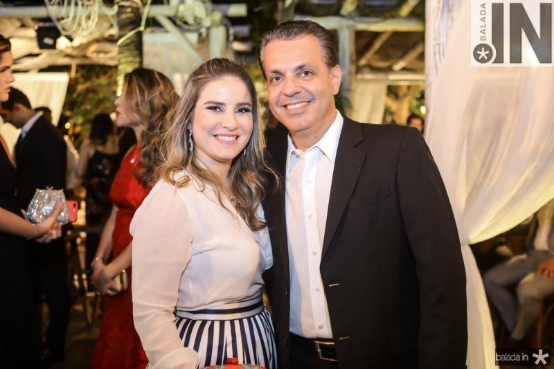 Maria Clara e Leonardo Dallolio