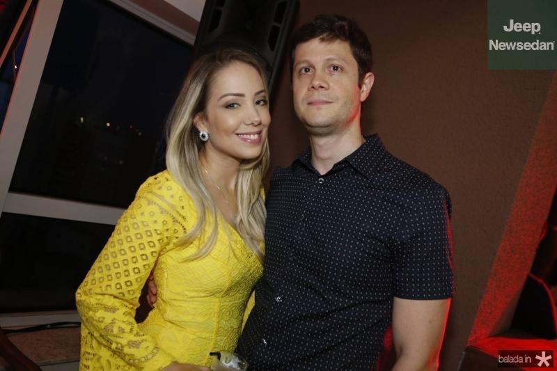 Camila e Alexandre Guizardi