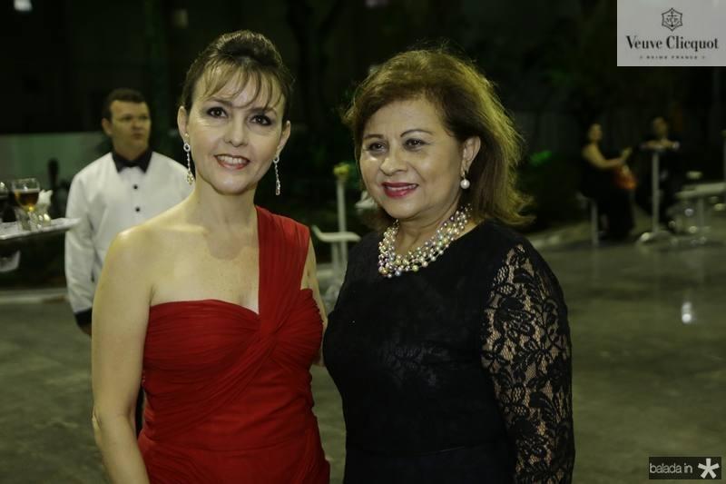 Circe Kane e Silvana Frota