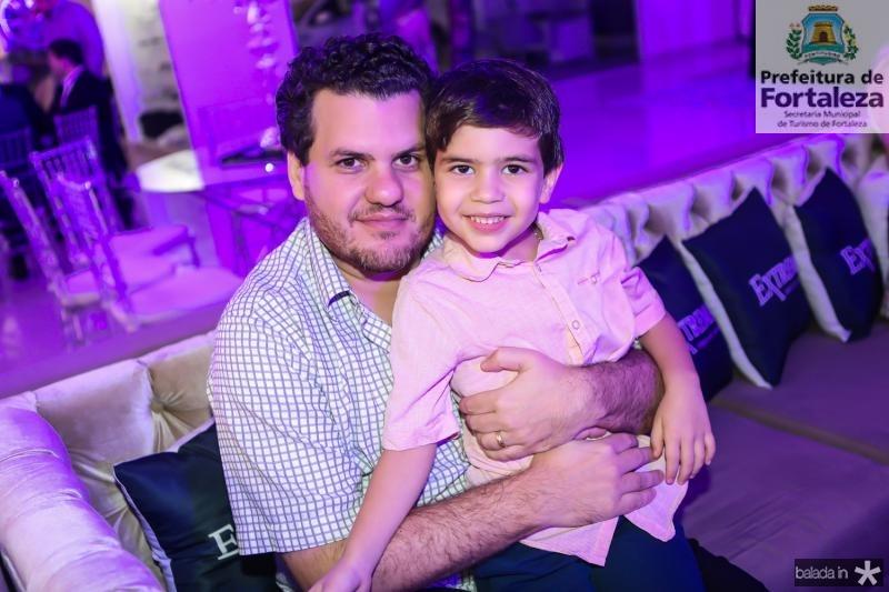 Humberto e Humbertinho Fontenele