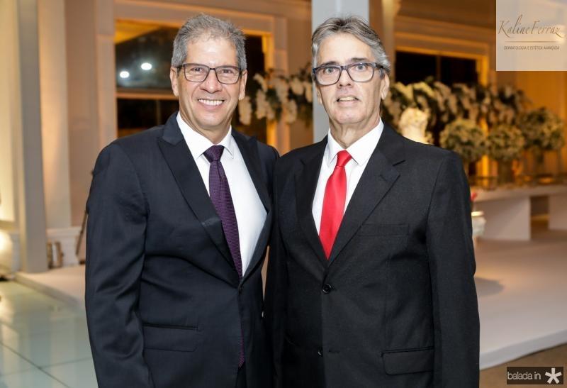 Ramalho Neto e Elder Teixeira