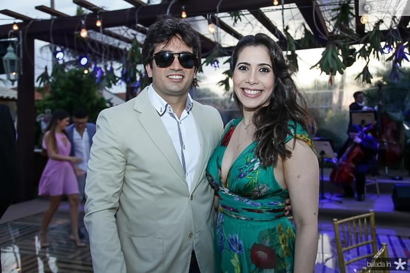 Daniel e Aline Borges