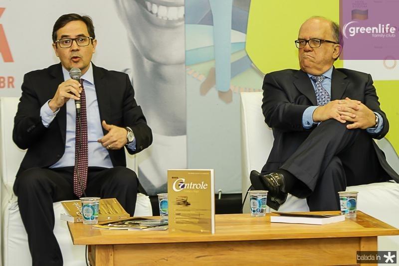 Edilberto Pontes e Fernando Ximenes