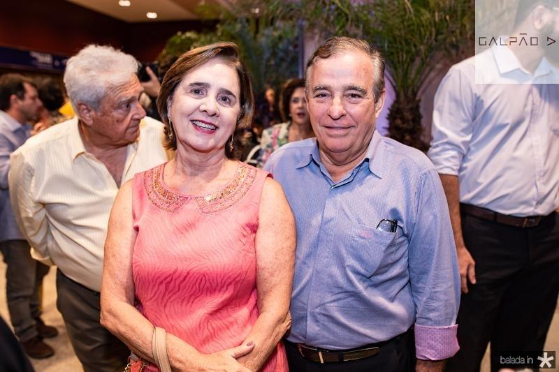 Zena e Claudio Targino