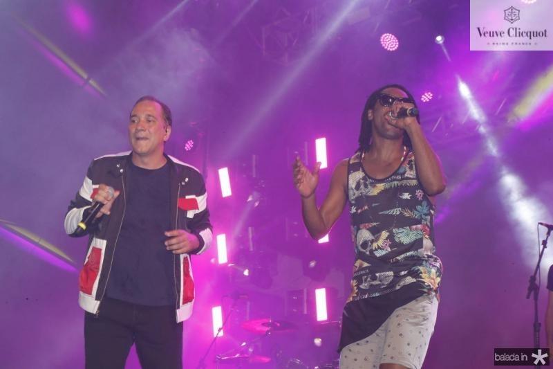 Bruno Gouveia e Tony Garrido