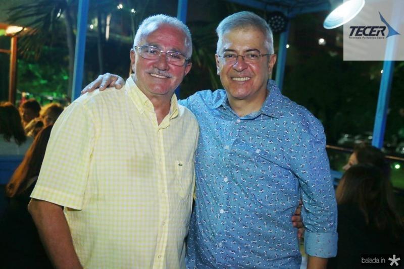 Alcimor Rocha e PC Noroes
