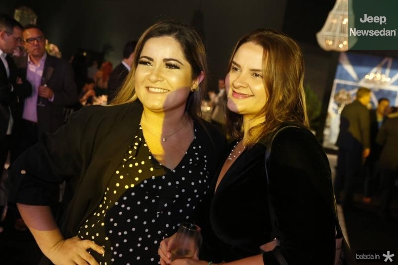 Lidi Figueiredo e Canila Pinho 1