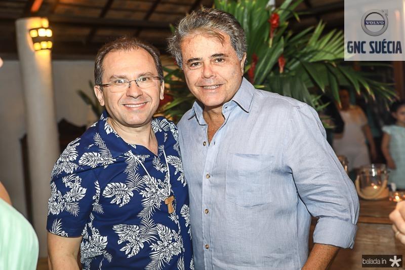 Carlos Matos e Ivan Bezerra