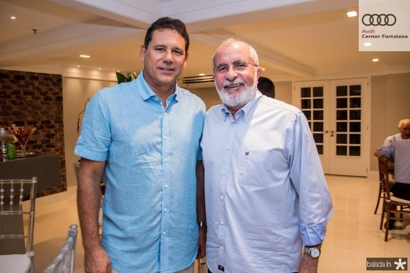 Marcus Medeiros e Helo Coelho