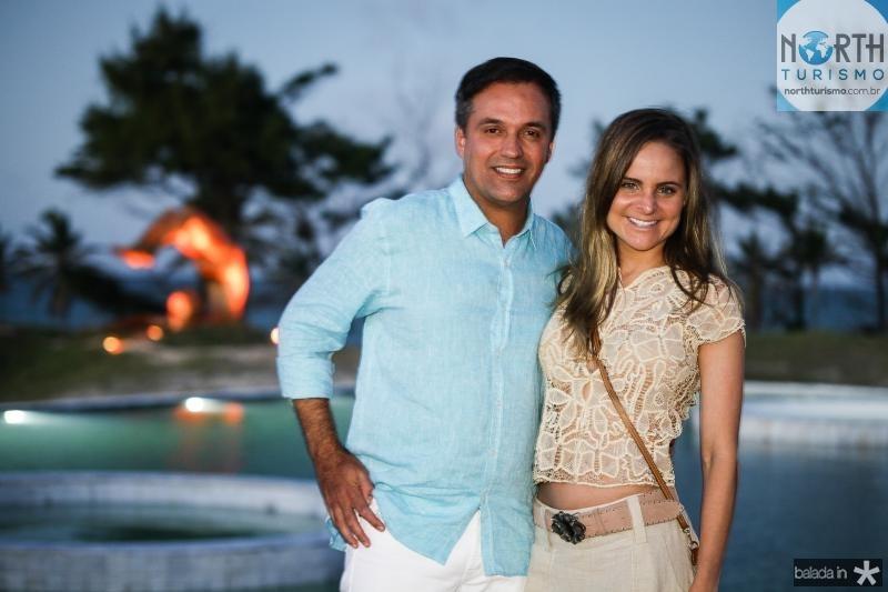 Fernando Novais e Ana Virginia Furlani