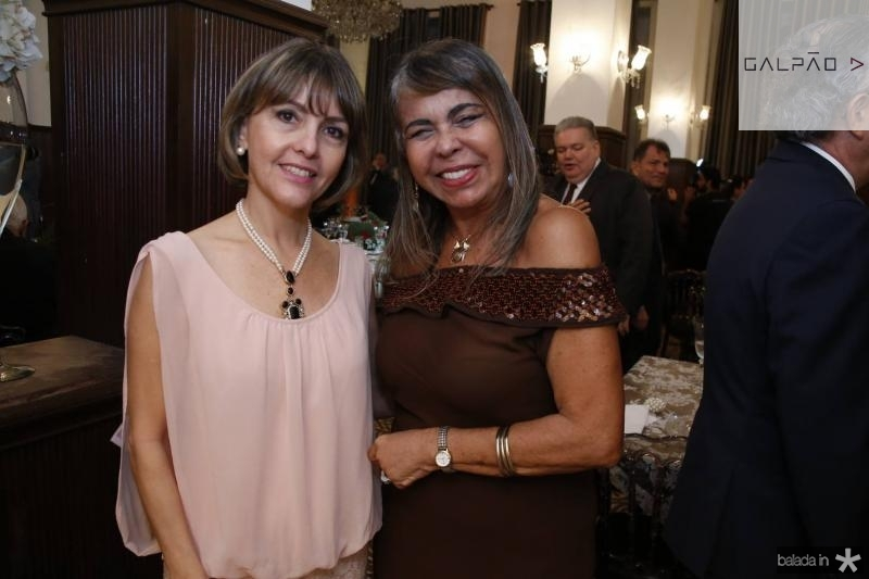 Selma Cabral e Circe Jane
