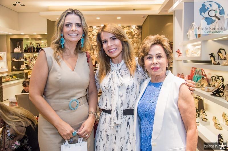 Tais Pinto, Maira Silva e Tane Albuquerque