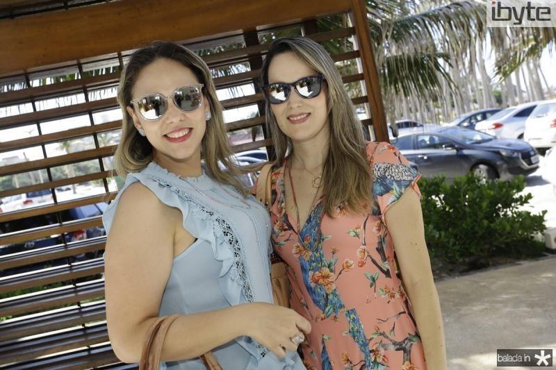 Giana Albuquerque e Suzane Benevides