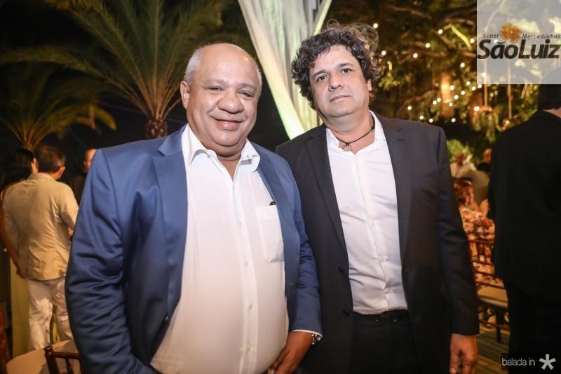 Padro Alfredo e Pedro Freitas
