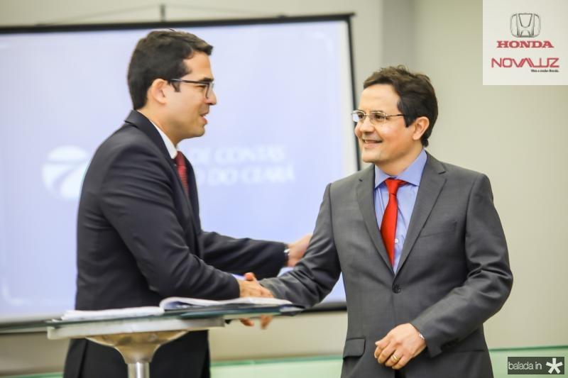 Rholden Botelho e Edilberto Pontes