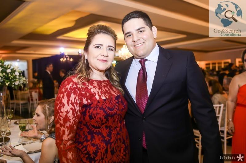 Silvana e Vitor Pessoa