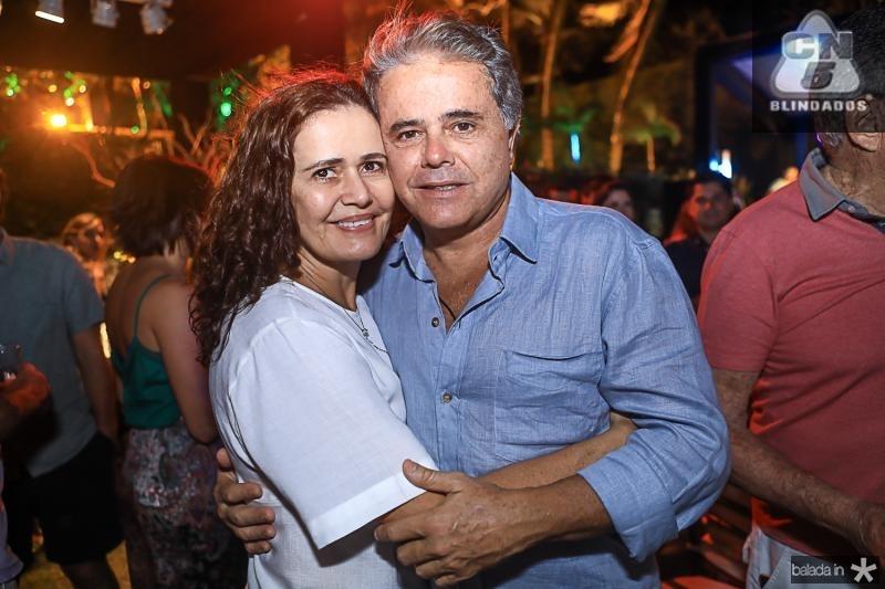 Rossana e Ivan Bezerra