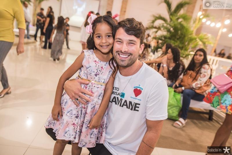 Flaviane e Thiago Maciel