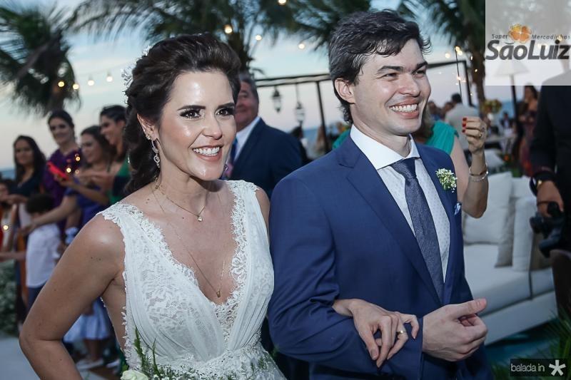 Cristina Brandao e Eduardo Lima