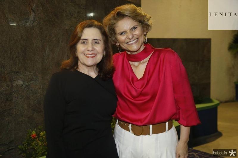 Francilena Gomes e Joseana Franca