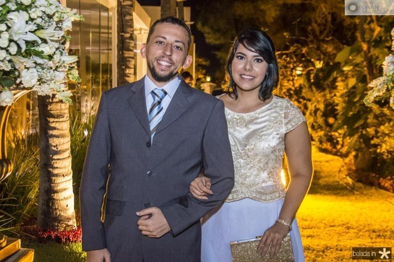 Artur Portela e Mariana Filgueira