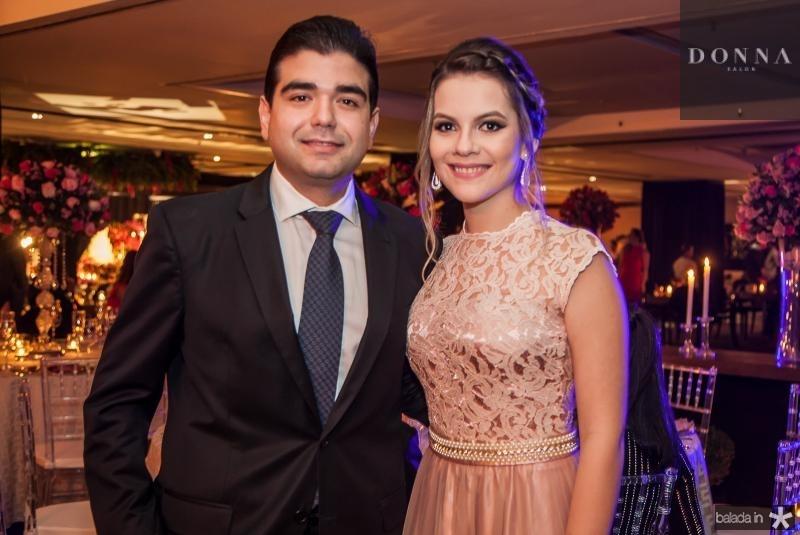 Estenio Suleiman e Cibelle Viana