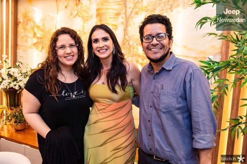 Riana Rocha, Luciana Carioca e